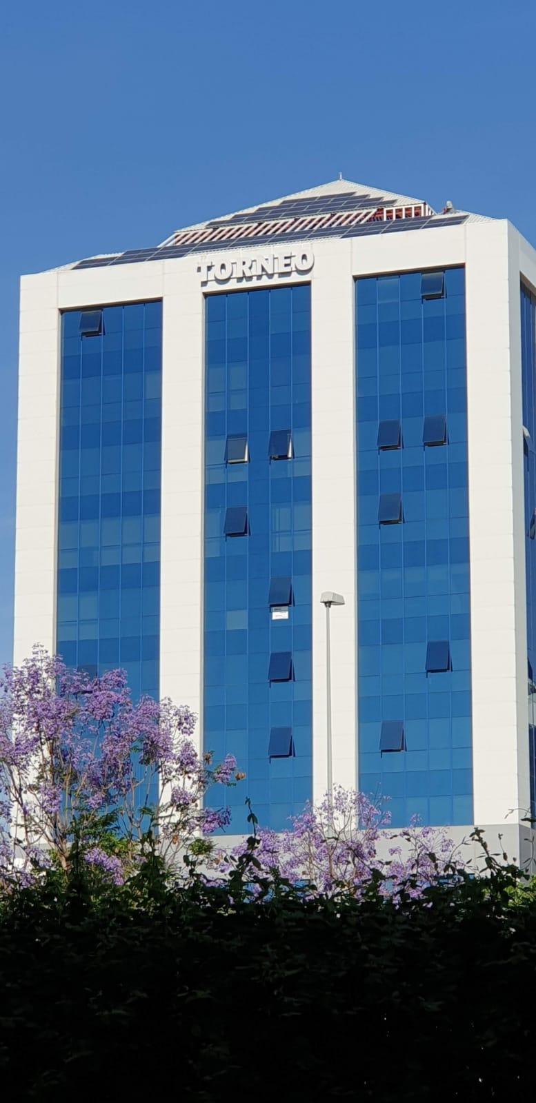 Proyecto CFV Torre Empresarial
