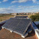 Vivienda con Tarifa Solar Eléctrica